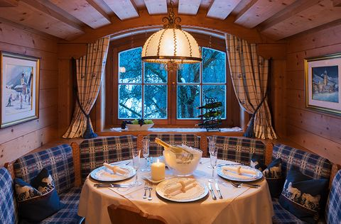 Restaurant - the Altachhof in Saalbach